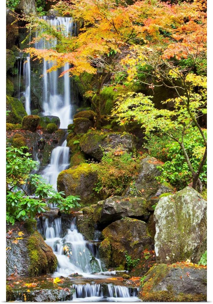 Great Big Canvas Portland Japanese Garden Portland Oregon