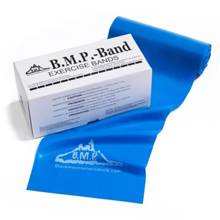 Black Mountain Products TB 6 Yard Blue 6 yards Therapy Resistance Band, Blue - Light