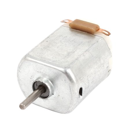 Unique Bargains Electric DIY Toys DC 1.5V-3V 18000RPM High Torque Magnet Micro Motor (Dc Toy Motor)