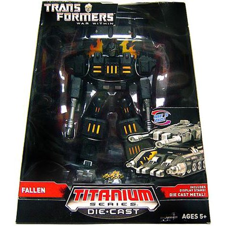 Transformers Titanium Series The Fallen Diecast Figure