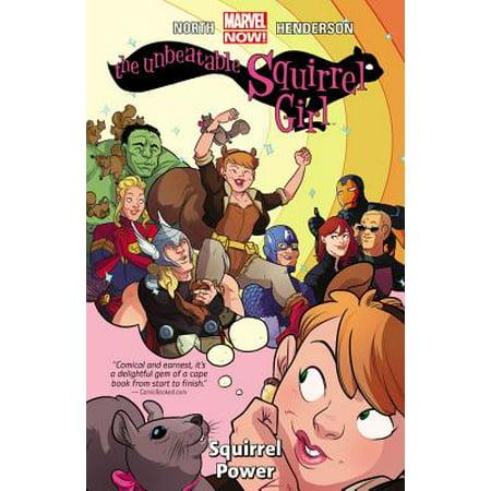 The Unbeatable Squirrel Girl, Volume 1: Squirrel Power