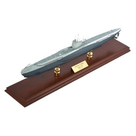 Daron Worldwide U-Boat 1/125 Scale Model Boat    Daron Worldwide Daron Worldwide Trading, Inc. is the largest source of aviation toys, models, and collectibles. The company is a merging of Daron Worldwide Trading and Toys and Models Corporation. They merged in 2015 and are based in Fairfield, New Jersey. Daron Worldwide serves the aviation industry and independent toy and hobby retailers. Licensed products include all major North American Airlines, NYPD, FDNY, UPS, Carnival Cruiselines, Royal Caribbean, and more.