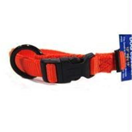 Hamilton Pet Company - Adjustable Dog Collar- Mango .63 X 12-18 - FAS 12-18 MA - image 1 of 1