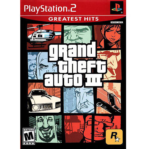 Grand Theft Auto 3 Gh (PS2) - Pre-Owned