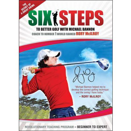 Six Steps To Better Golf With Michael Bannon  Widescreen
