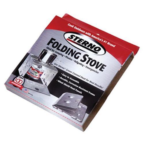 Sterno Group, The 70146 Sterno Single Burner & Folding Stove