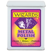 Wizards Metal Polish Cloth Strip