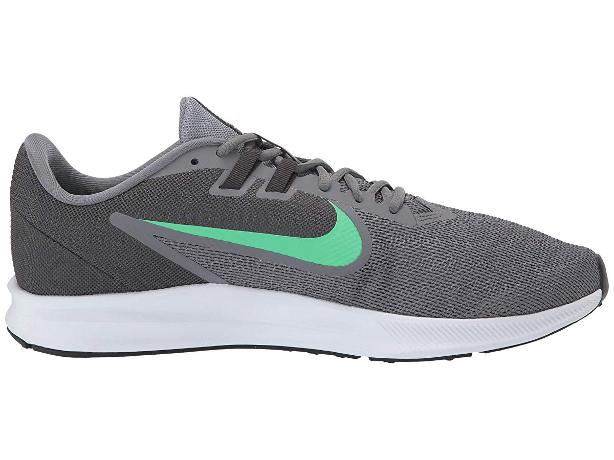 Nike Downshifter 9 Cool Grey/Electro