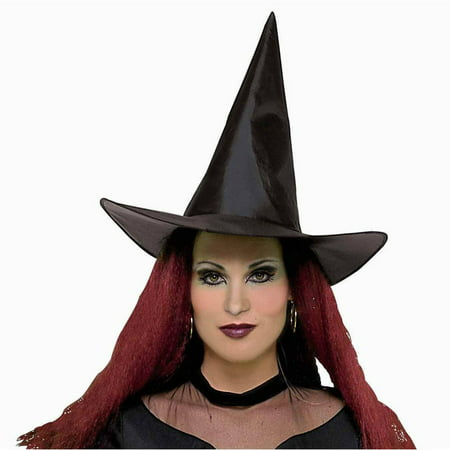 Adult Witch Hat Halloween Accessory](Witch Halloween Craft)