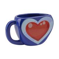 Legend of Zelda Heart Container Mug