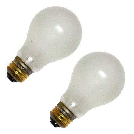 G E Lighting 72549 60 Watt Rough Service Light Bulb