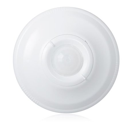 Maxxima Ceiling Mount 360 Degree PIR Occupancy Sensor, Hard-Wired Motion