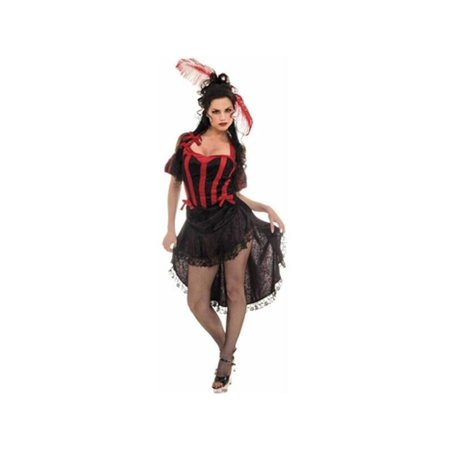 Adult Can Can Girl Dancer - Can Can Dancers Costumes