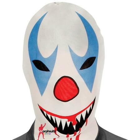 Original Morphsuits White Killer Clown Morph Masks Morph Mask One - Jeff The Killer Mask For Sale