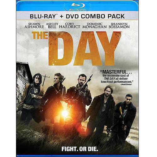 The Day (Blu-ray   DVD) (Widescreen)