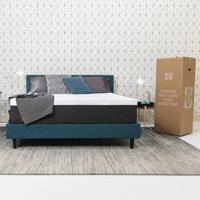 "Sealy 12"" Medium Plush Hybrid Bed in a Box Mattress"