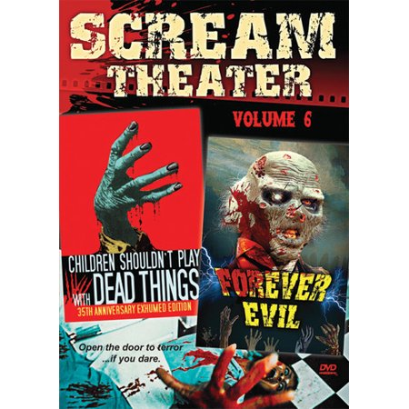 SCREAM THEATER-V06 CHILDREN SHOULDNT PLAY/FOREVER EVIL (DVD) (DVD)