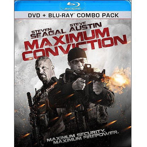 Maximum Conviction (Blu-ray + DVD) (Widescreen)