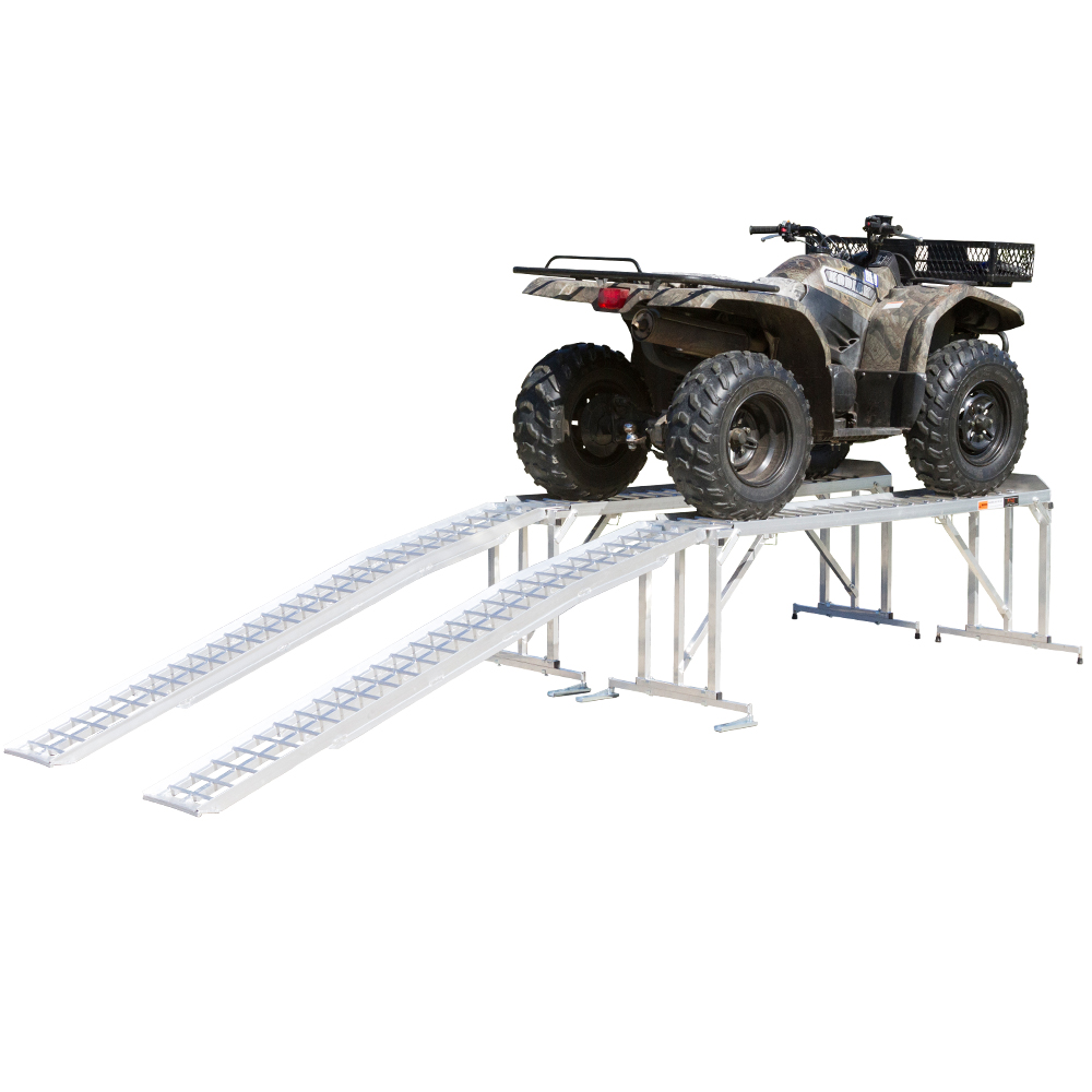 Discount Ramps ATV & Deckless Lawn Tractor Service Mainte...