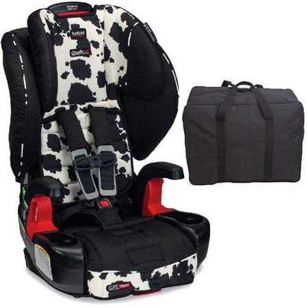 britax frontier g1 1 clicktight harness 2 booster car seat with travel bag cowmooflage. Black Bedroom Furniture Sets. Home Design Ideas