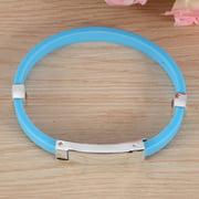 Kritne Antistatic wristband,3Colors Anion Bracelet Antistatic Band Anti Static Wrist Strap Health Care Wristband, Antistatic Band