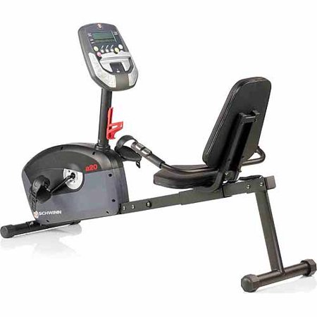 Schwinn Fitness A20 Exercise Recumbent Bike, 2013