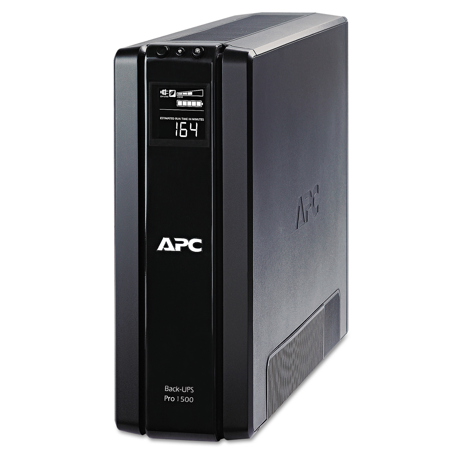 APC UPS Battery Back Up (BR1500G) Back-UPS Pro 1500VA 10-outlet Uninterruptible Power Supply with Surge Protection by APC