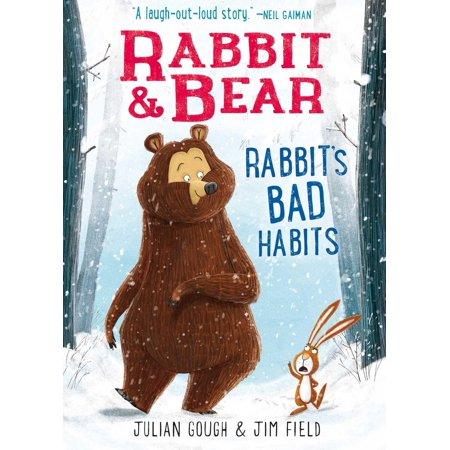 Rabbit & Bear: Rabbit's Bad Habits (Field Dressing A Rabbit Without A Knife)