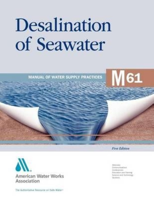 Click here to buy Desalination of Seawater.