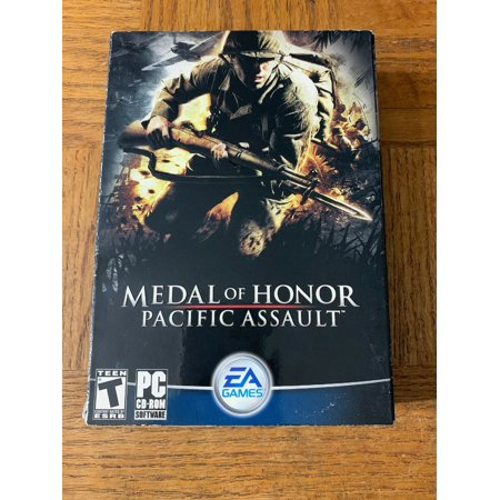 Medal Of Honor Pacific Assault PC Game