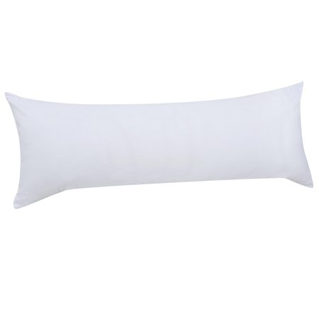 Mainstays 180TC 100% Polyester Body Pillow 20