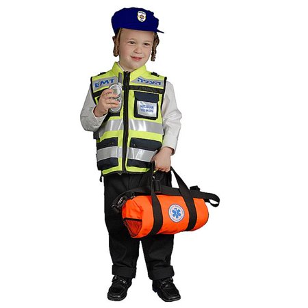 Dress Up America Hatzolah Vests Kids - Kids Cowboy Vest