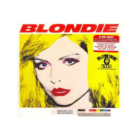 Blondie 4(0)-ever: G.h. Dlx / Ghosts Of Download (CD)