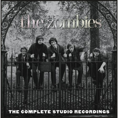The Zombies - The Zombies Complete Studio Recordings -