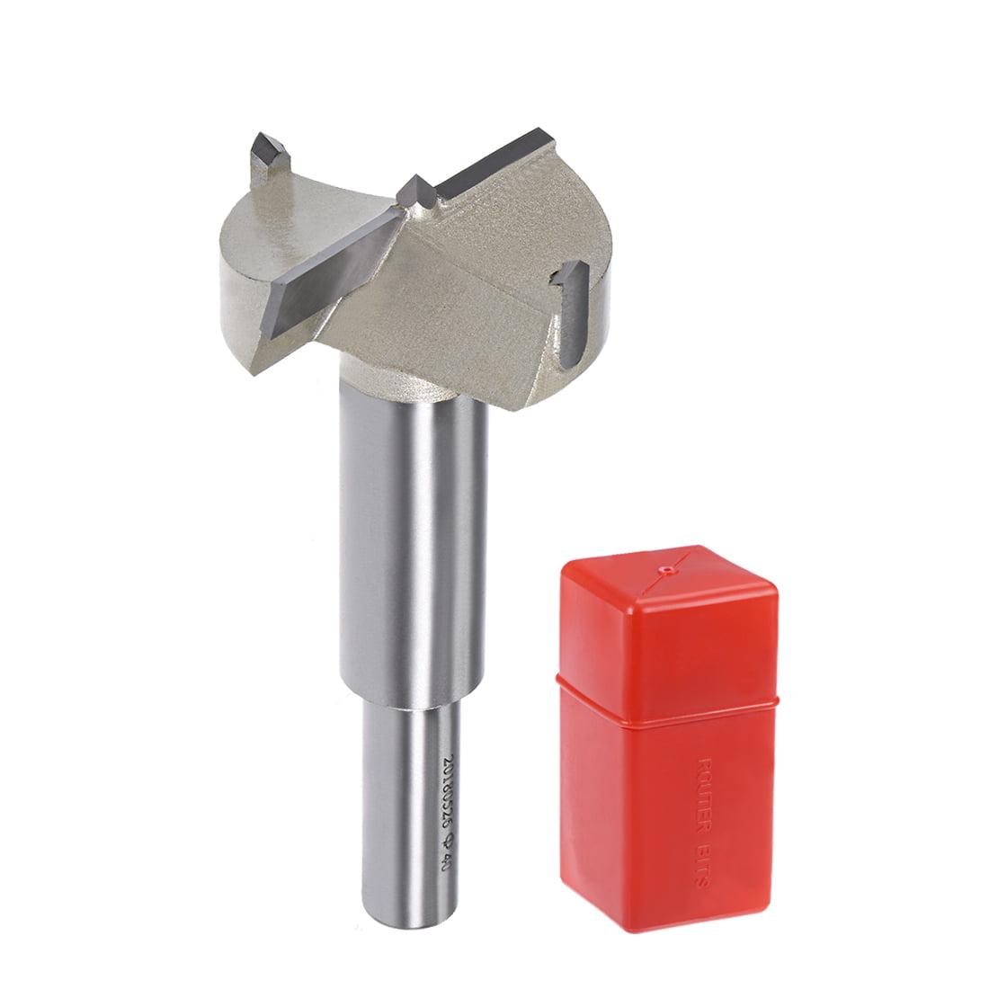 Forstner Drill Bit 40mm Diameter 10mm x 30mm Shank
