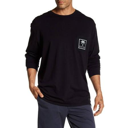 Rip Curl Men's Palms Heritage Pocket Shirts (Logos Rip Curl)