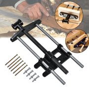Anauto 10.5  Woodworker Heavy Duty Table Vise Woodworking Metal Clip Clamp Table Vise