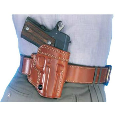 Hand 1911 Leather - Galco Avenger Belt Holster, Fits 1911 with 3