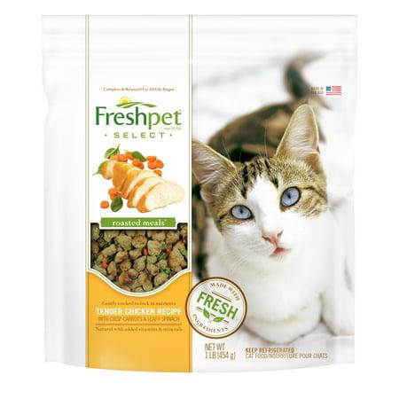 Freshpet Select Cat Food