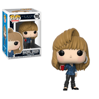 Funko POP TV: Friends - 80's Rachel