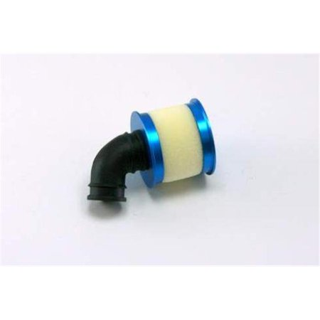 Blue Capped Aluminum Air Filter With Element - For All  Vehicles - image 1 de 1