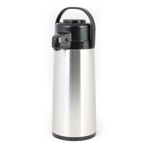 Coffee Pump Pots - Table Top Coffee Stainless Hot Drink Water Dispenser Pot Airpot Pot Server Pump