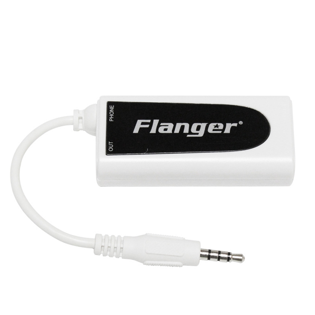 flanger fc 21 software guitar bass effect converter adapter for cell phone iphone ipad and. Black Bedroom Furniture Sets. Home Design Ideas