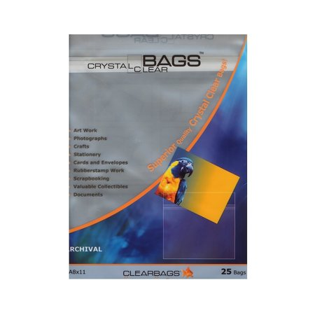 Clearbags Crystal Clear Photography Art Bags