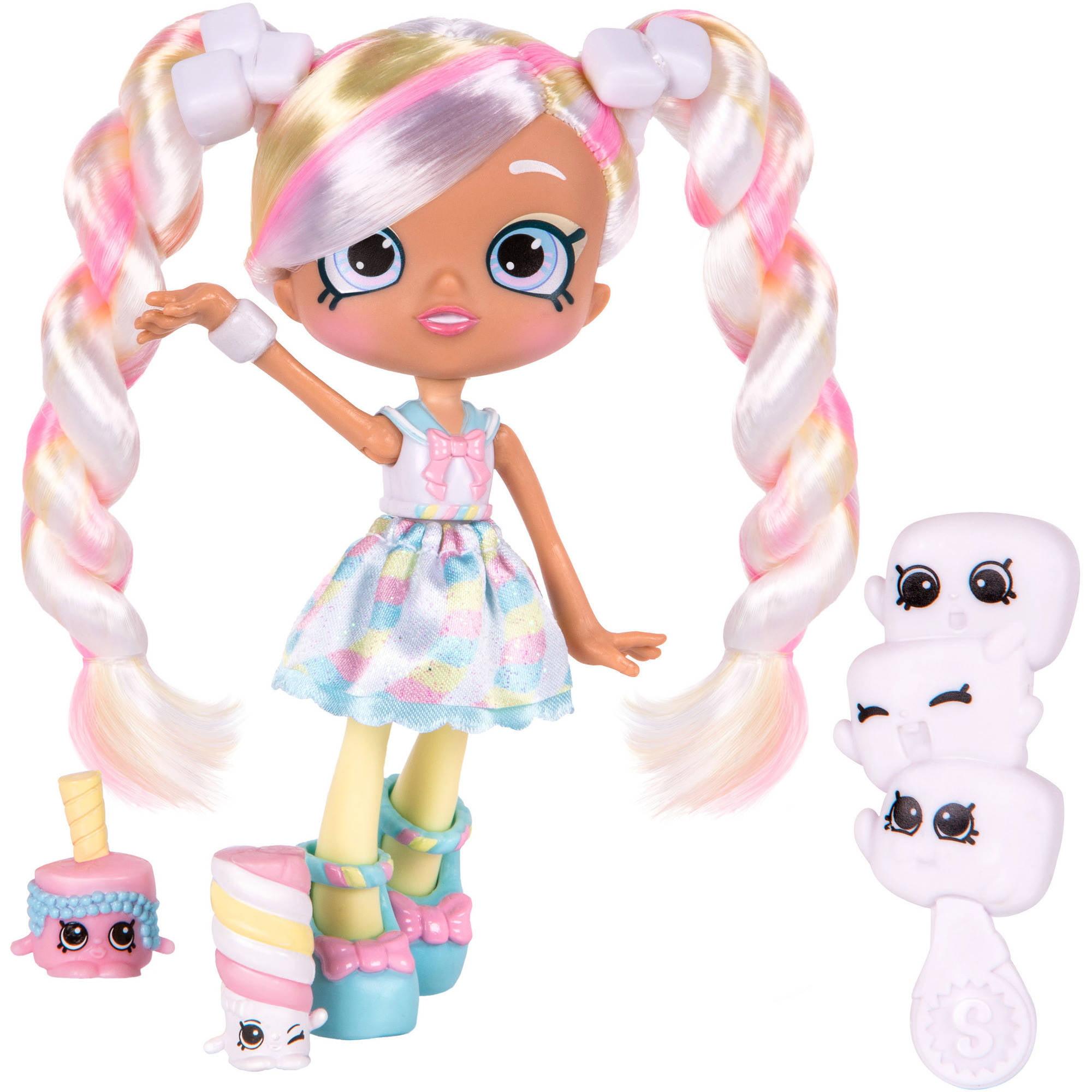 Shopkins Shoppies Season 3 Dolls, Marsha Mello by Moose toys