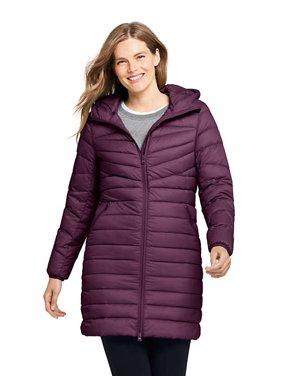 Lands' End Women's Ultralight Packable Coat
