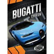 Car Crazy: Bugatti Chiron (Hardcover)