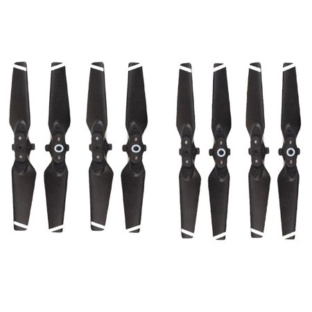 8pcs Propellers for DJI Spark Drone Folding Blade 4730F Props RC Spare (Rc Spare)