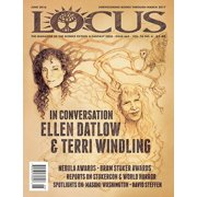 Locus Magazine, Issue #665, June 2016 - eBook