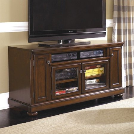 Signature Design By Ashley Furniture Porter 61  Tv Stand In Brown